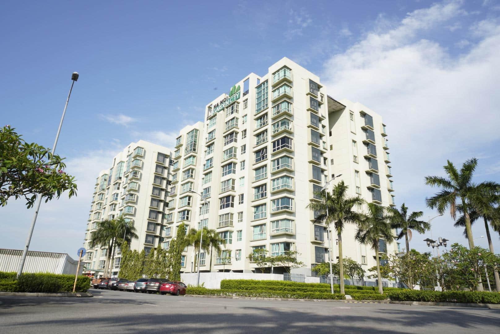 Chung cư Ha Noi Garden City