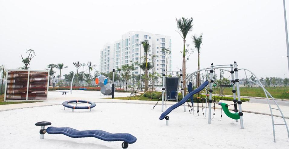 Khu vui chơi trẻ em Ha Noi Garden City