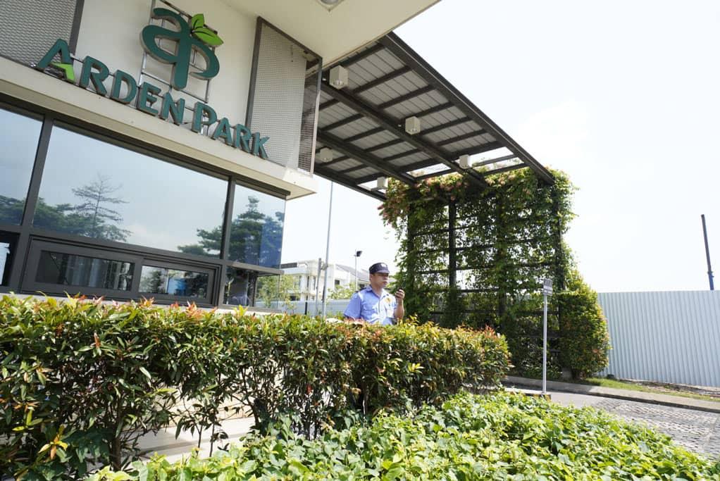 Biệt thự Arden Park Ha Noi Garden City